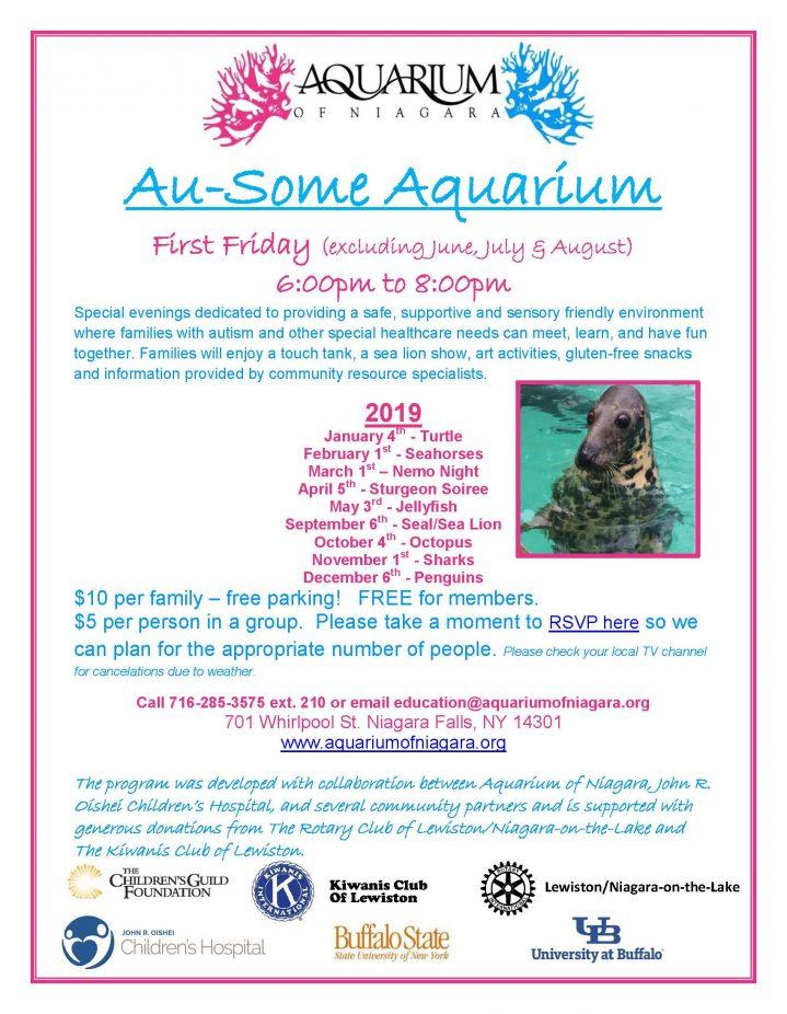 ausome aquarium flyer