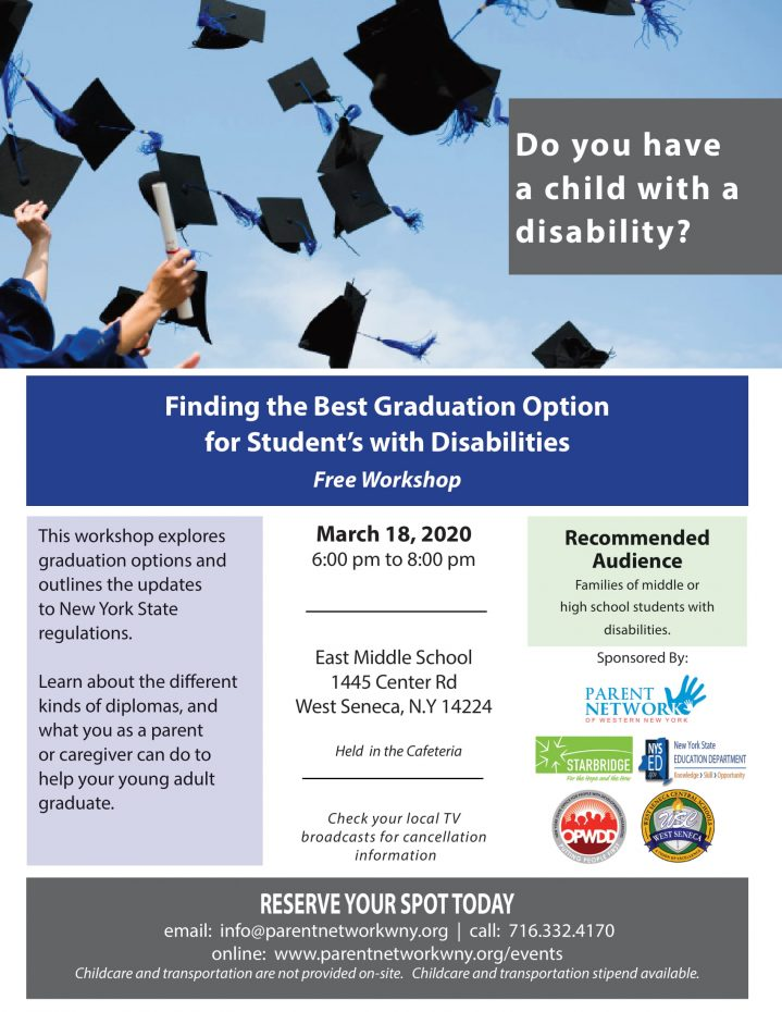 Finding the Best Graduation Option for Student's with Disabilities