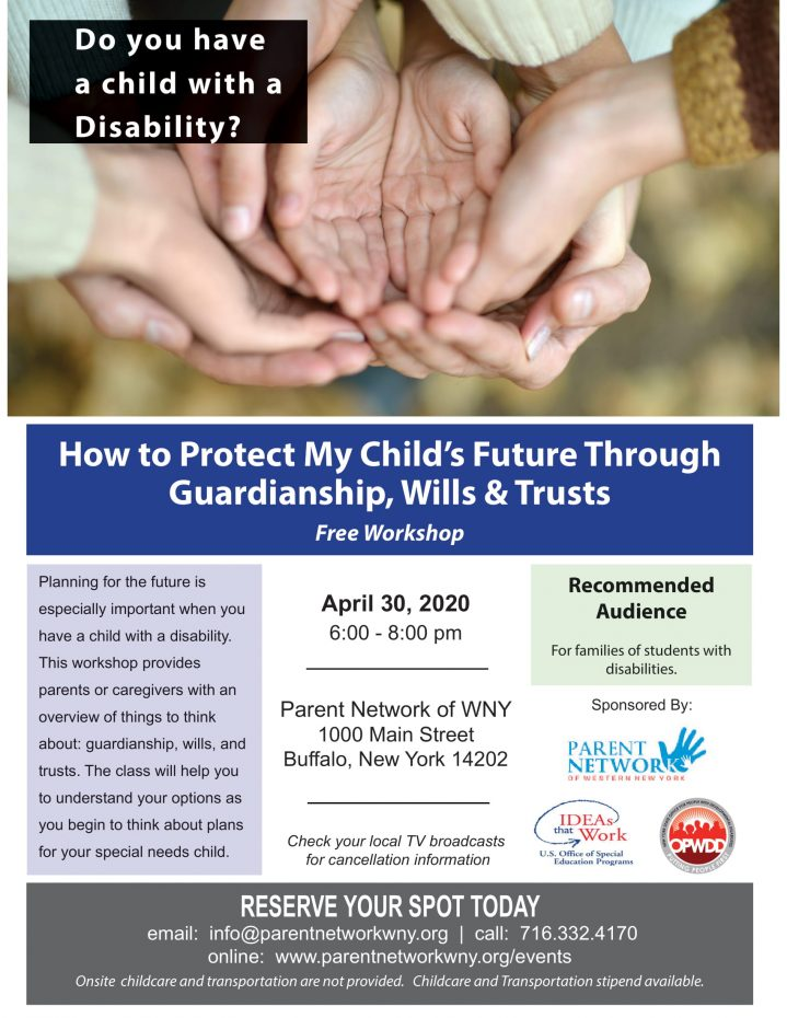 How to Protect My Child's Future Through Guardianship, Wills & Trusts