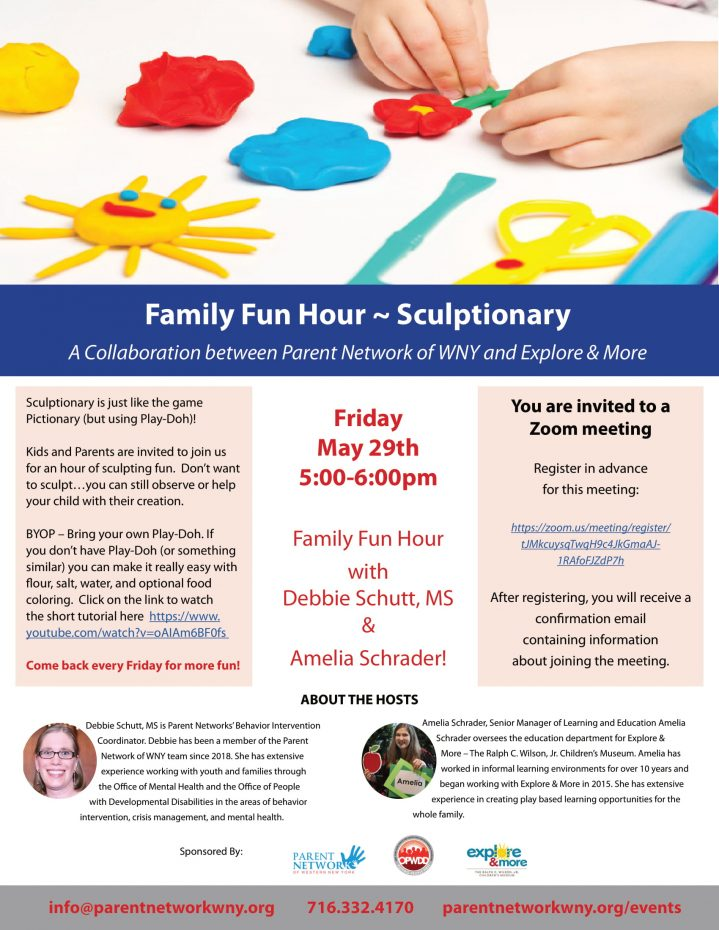 family fun flyer