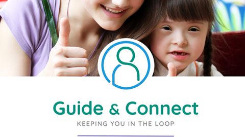 Guide & Connect logo