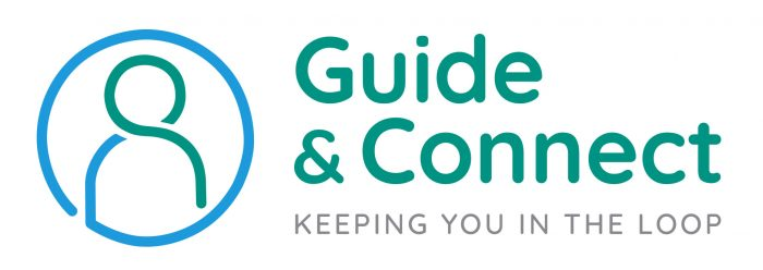 guide and connect logo