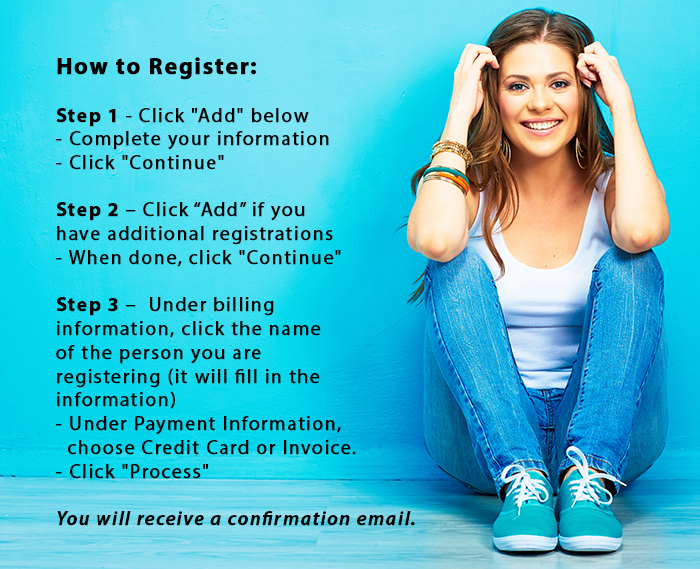 PAID Registration instructions