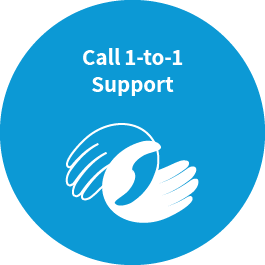 call one to one support