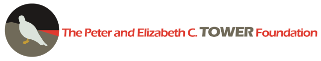 The Peter and Elizabeth C. Tower Foundation logo