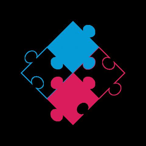 puzzle pieces symbol